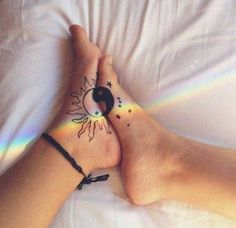 13 Unique Matching Couples Tattoos — That Aren't TOO Matchy