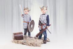 Nähanleitung: Wikinger-Hemd für Kinder | buttinette Faschingsblog