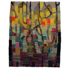 Zofia Butrymowicz  Tapestry | From a unique collection of antique and modern tapestries at https://www.1stdibs.com/furniture/wall-decorations/tapestry/