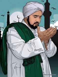 Lirik Lagu Habib Syech - Rohatil Athyaru Tasydud (Kisah Sang Rasul) Dope Cartoon Art, Dope Cartoons, Muslim Pictures, Islamic Pictures, Arab Men Fashion, Emoji, Islamic Cartoon, Marvel Films, Beard Love