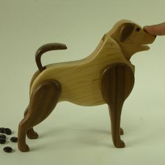 Pooping Puppy Candy Dispenser Woodworking Plan by TripleB