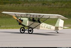 Pietenpol Air Camper World War One Airplane. Beautiful restore looks like its from Canada.