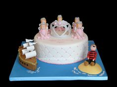 Ideas for Princess and Pirate party