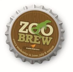 Zoo brew is a fun 21+ time at the Blank Park zoo!!