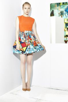 Alice + Olivia | Resort 2015 Collection