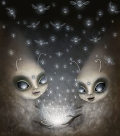 Flying Light • Marianna Stelmach
