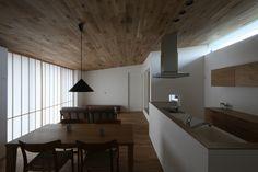 大きな屋根の家  施工事例 設計事務所とはじめる家づくり・注文住宅・自由設計の[neie(ネイエ)] | 富山 岐阜 名古屋