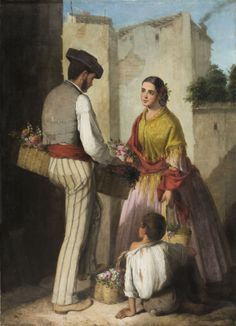 """""""The Village Tailor"""", Albert Anker"""