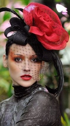 Fascinators . . .#hats. . . #millinery