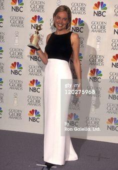 1996...53rd Annual Golden Globe Awards - Press Room