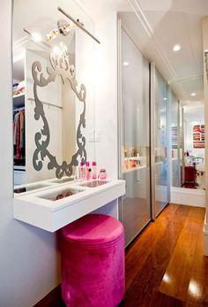 Ambientes inspiradores com armários planejados - Revista Casa Linda