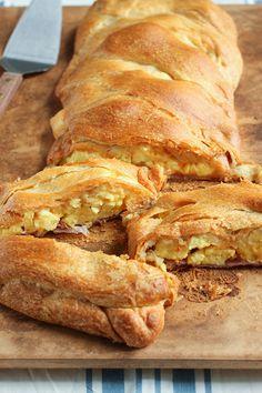 Met een paar simpele ingrediënten en een paar minuten tijd maak jij zo'n LEKKER ontbijt! Ik krijg er honger van! - Zelfmaak ideetjes
