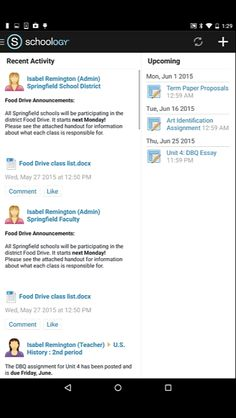 Check out Schoology's May 2015 Release Notes: http://t.sch.gy/NT3TB #edtech #LMS. Do you use Schoology? Learn more: http://t.sch.gy/HEMsG