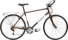 in search of a touring bike