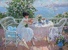 Stanislav Fomenok - Gedichte bei dem Meer