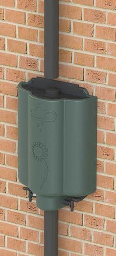 Rainwater Hub Offers Efficient Rainwater Harvesting - Biz Bulletins Blog - MOTHER EARTH NEWS