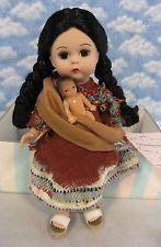 madame alexander sacajawea very rare Madame Alexander Dolls, Memorial Day, Snow White, Porcelain, Dreams, Disney Princess, Friends, House, Collection