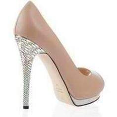 leather court shoes from Giuseppe Zanotti