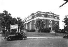 Florida Memory - Hernando County courthouse