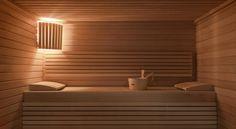*** Booking.com: Okko Hotels Grenoble - Grenoble, France: Côté Sauna, dans la salle de bain.