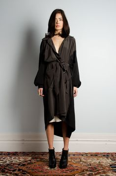 River Niger Shirt Dress - Timbuktu - Winter 2012 from Miss Crabb