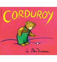 Corduroy  2nd DRA Level 18-20