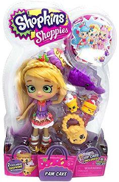 Shopkins Season 5 - Exclusive Pam Cake Shoppies Doll https://www.amazon.com/Shopkins-Season-Exclusive-Cake-Shoppies/dp/B01G2CLN5K/ref=as_li_ss_tl?s=toys-and-games&ie=UTF8&qid=1467774844&sr=1-7&keywords=Shopkins+Shoppies&linkCode=ll1&tag=herbcoloclea-20&linkId=42197bca278e46b8026f10cc7eb76807