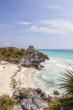 """Tulum feels worlds away from the crowds in Cancun, but it's still easily accessible from most U.S. cities. Although many jet-setters look at this go-to as more of a """"been there, done that"""" destination, well-curated, breathtaking properties with five-star service like Hotel Esencia will inspire you to visit again and again."""