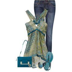"""""""Unique Hemlines"""" by sharp-bus on Polyvore"""