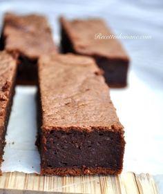 Gâteau au Chocolat Mascarpone (sans gluten)