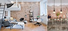 5 manières de décorer un mur en briques | elephant in the room
