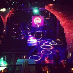 The #Weezer stage is set. #agjeansrocks #weezer