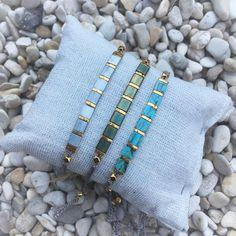 Beaded Braclets, Cord Bracelets, Beaded Jewelry, Jewellery, Friendship Bracelets Tutorial, Bracelet Tutorial, Boho Chic, Homemade Bracelets, Jewelry Crafts