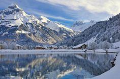 25живописных городов, которые становятся еще прекраснее сприходом зимы