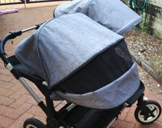 Bugaboo canopy/hood with zipping mesh airing (extendable or without extension for any BGB model) & pimp my buggy: Make your own bugaboo canopy! | Diy craft ...