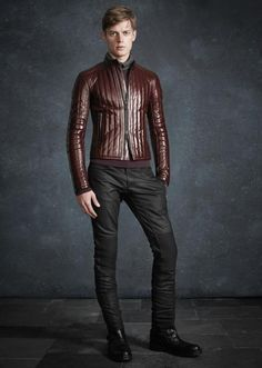 Belstaff Men's Fall Collection 2013 -  rugged and refined, yet wholly classic as well