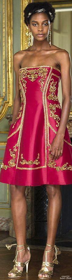 Alberta Ferretti Limited Edition Couture Fall 2015 jαɢlαdy