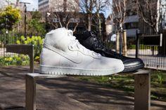 Nike Dunk Lux SP 'Sherpa' Sneakers >> www.oki-ni.com/brands/nike