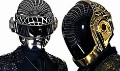 Daft Punk made the list one and a half times. Some of you probably know what we mean by that.