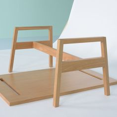 Matthew Elton Ltd | London | Furniture | Ambrose, The A-Frame Collection (no screws or glue)