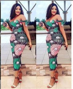 But Ankara gowns are special, it is not what you normally see. Ankara gowns are so sweet. Below are superhot Ankara gowns for you. African Fashion Ankara, Latest African Fashion Dresses, African Print Dresses, African Print Fashion, African Dress, African Clothes, African Prints, Latest Ankara Dresses, Ankara Short Gown Styles