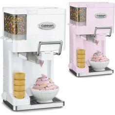 Cuisinart Mix It In Soft Serve Ice Cream Maker