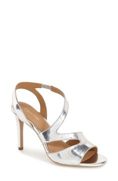 CALVIN KLEIN 'Niobe' Sandal (Women). #calvinklein #shoes #sandals