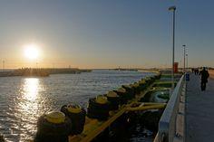 Port w Kołobrzegu. Photo by GB Poland, Meet, Celestial, Sport, Sunset, Country, Outdoor, Outdoors, Deporte
