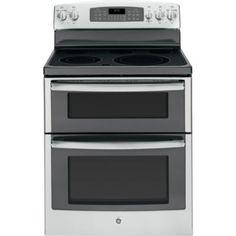 GE 30'' Electric Double Oven Self Clean Range - Sears | Sears Canada