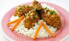 Red Curry Chicken Drumsticks