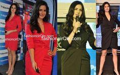 Same Pinch : Katrina in Red or in Black?