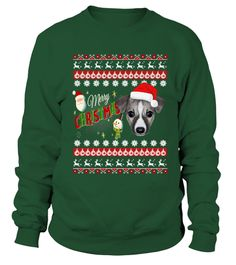 # Whippet Ugly Christmas Sweatshirt .  HOW TO ORDER:1. Select the style and color you want: 2. Click Reserve it now3. Select size and quantity4. Enter shipping and billing information5. Done! Simple as that!TIPS: Buy 2 or more to save shipping cost!This is printable if you purchase only one piece. so dont worry, you will get yours.Guaranteed safe and secure checkout via:Paypal | VISA | MASTERCARD