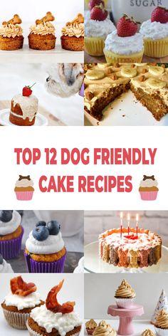 Cupcakes For Dogs Recipe, Dog Cake Recipes, Easy Dog Treat Recipes, Dog Cupcakes, Dog Biscuit Recipes, Easy Dog Cake Recipe, Homemade Dog Cookies, Homemade Dog Food, Diy Dog Treats