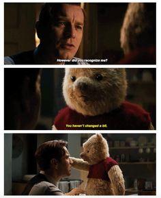 Winne The Pooh, Cute Winnie The Pooh, Winnie The Pooh Quotes, Disney Movie Quotes, Disney Movies, Disney Pixar, Disney Art, Walt Disney, Pooh Bear